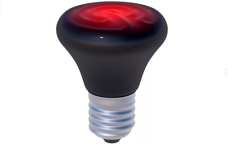 Керамическая инфракрасная лампа
