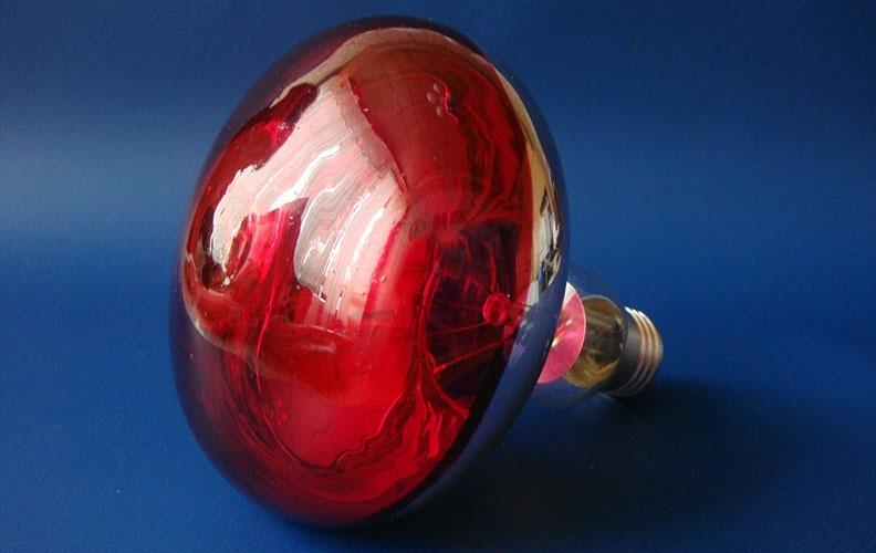Инфракрасная лампа ИКЗК